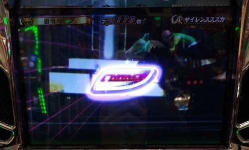 G1優駿倶楽部天井狙い香港カップ